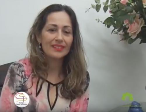 Depoimento Fabiana Dalloul | Mãe de aluno | Colégio Santa Terezinha