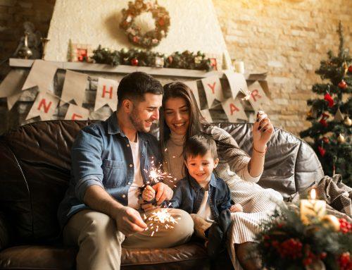Festas de fim de ano são momentos para reforçar a união familiar e o bem-estar emocional