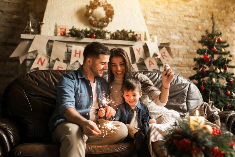 Festas de fim de ano são momentos de bem-estar socioemocional e união familiar