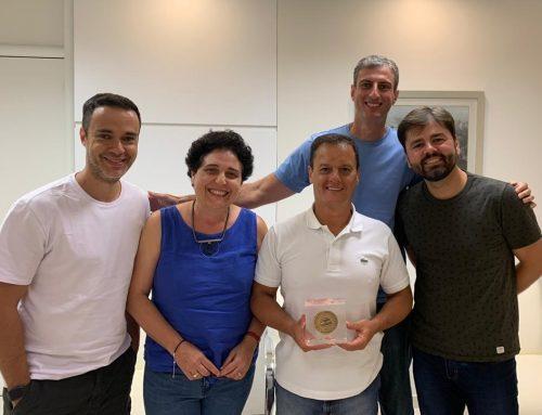Semente Educação recebe prêmio do Instituto Ayrton Senna